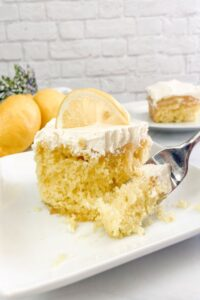 Refreshing Lemonade Cake